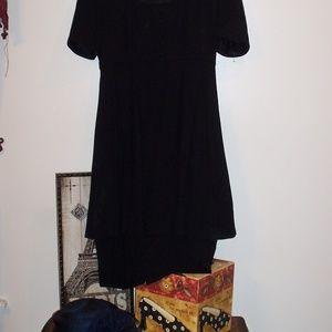 LIZ CLAIBORNE LITTLE BLACK DRESS 4